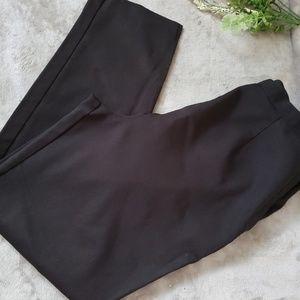 Fashion Bug black dress pants. Size 12